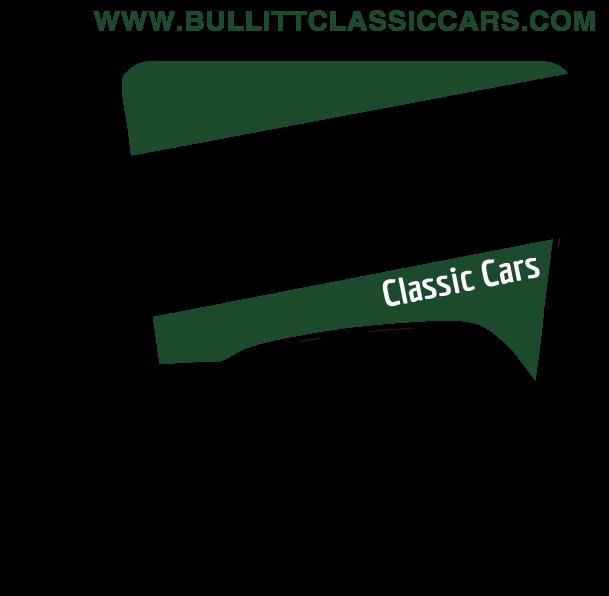 Bullitt Classic Cars