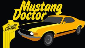 MustangDoctor Logo