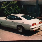 Mustang II after