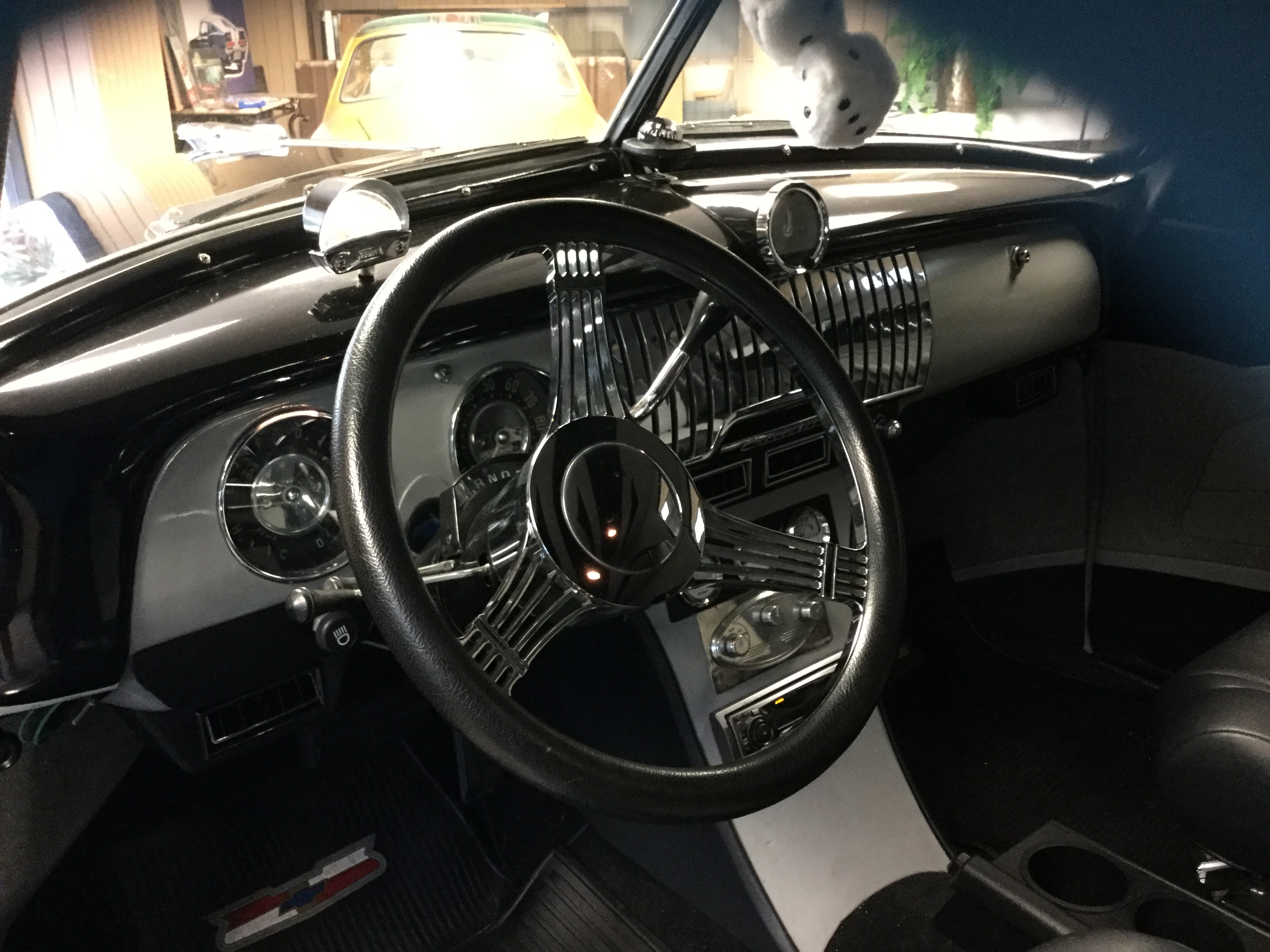 Bullitt Classic Cars 1951 Chevy Sedan Delivery Panel Truck Img 1090 1070 1089 0224
