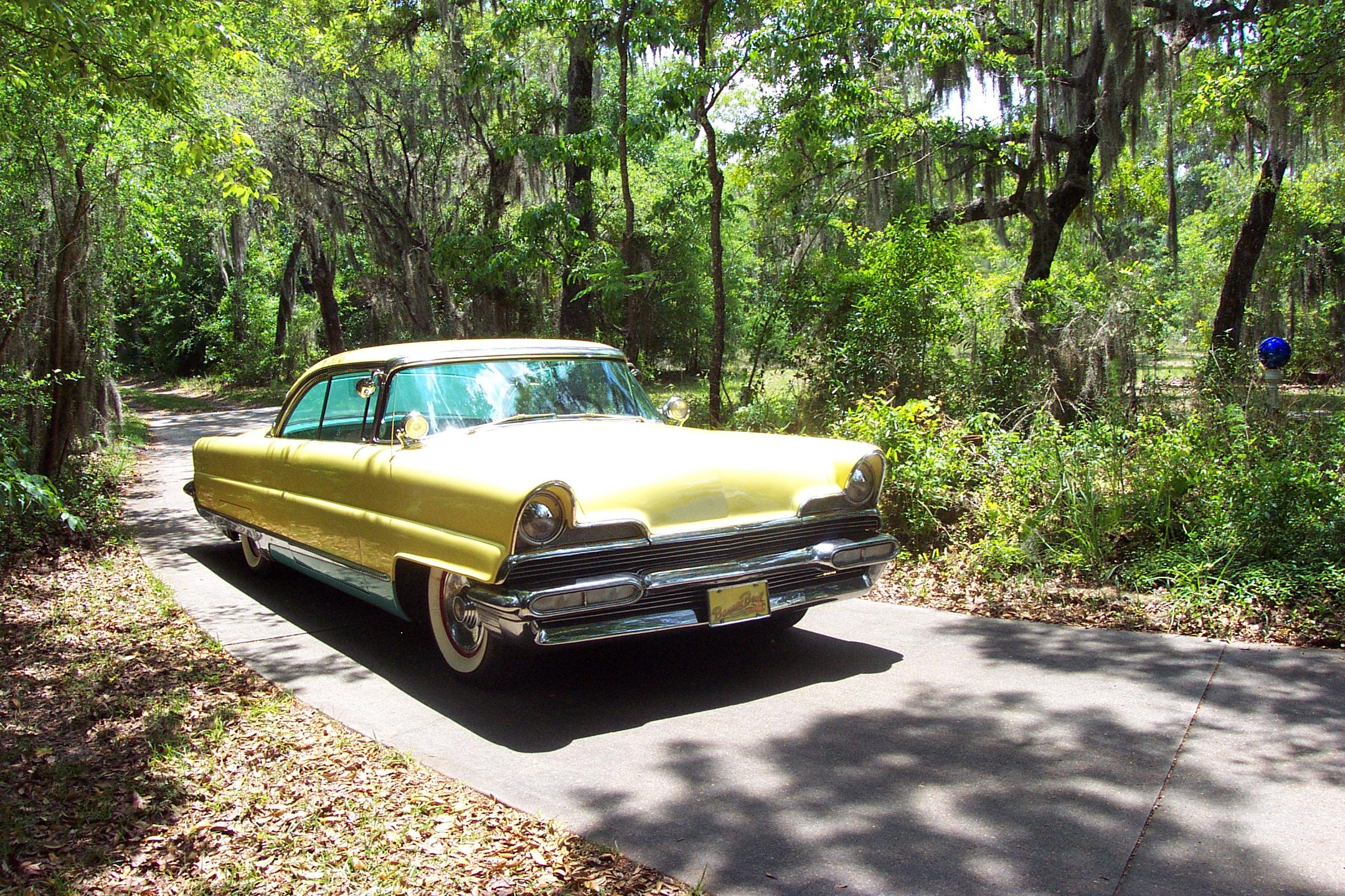 Bullitt Classic Cars | 1956 Lincoln Premiere \