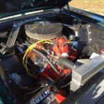 1965 groen Fastback motor I