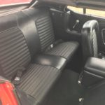 1966 Poppy Interior Back R