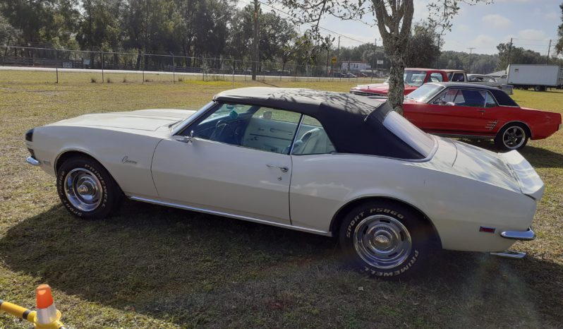 1968 Chevrolet Camaro Convertible full
