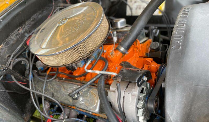 1987 Chevy C10 Custom Deluxe full
