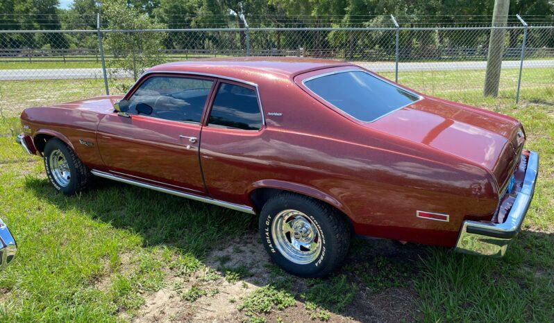 1973 Chevy Nova Hatchback full